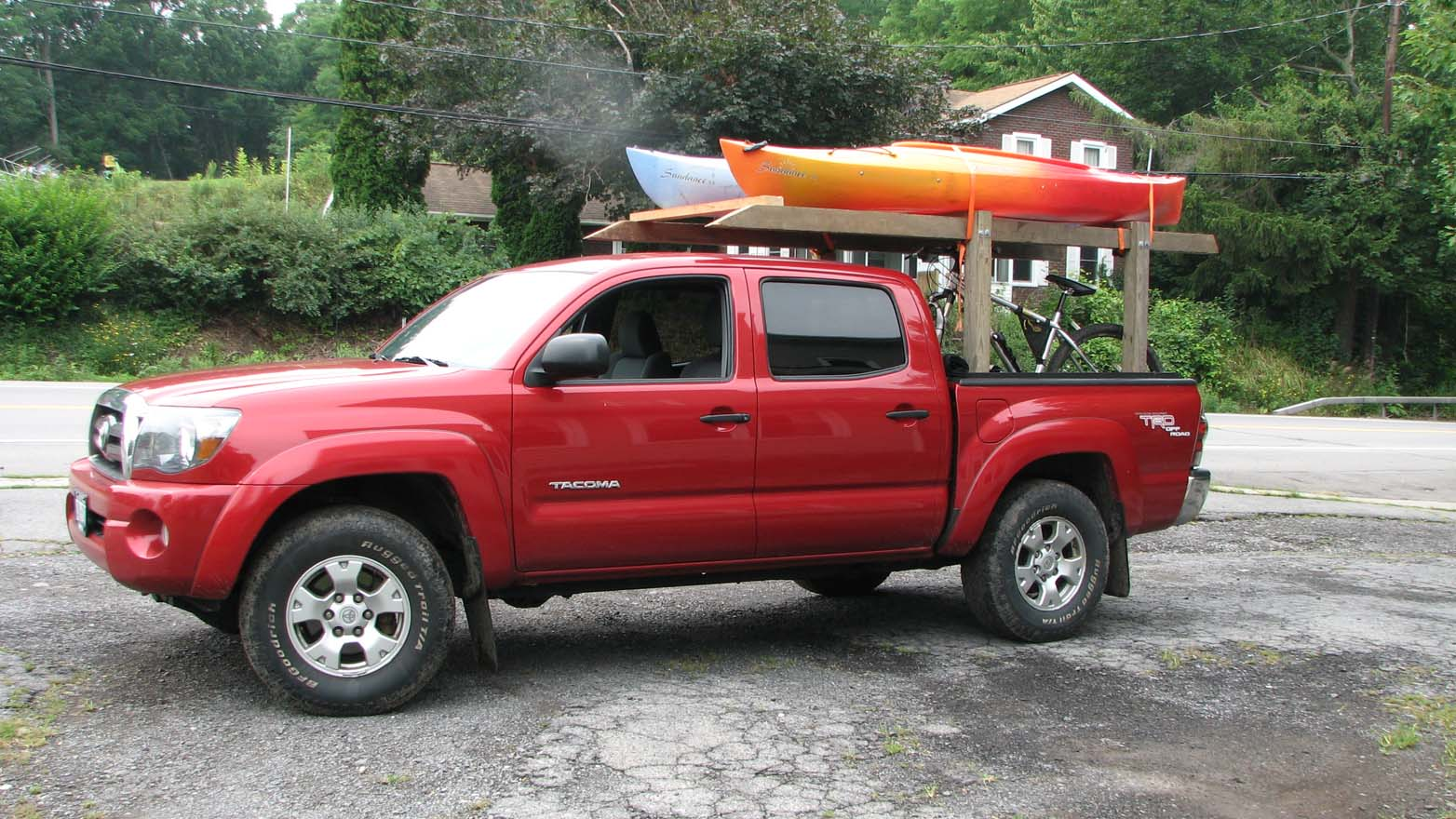Wooden Truck Rack Plans Guide Bikal